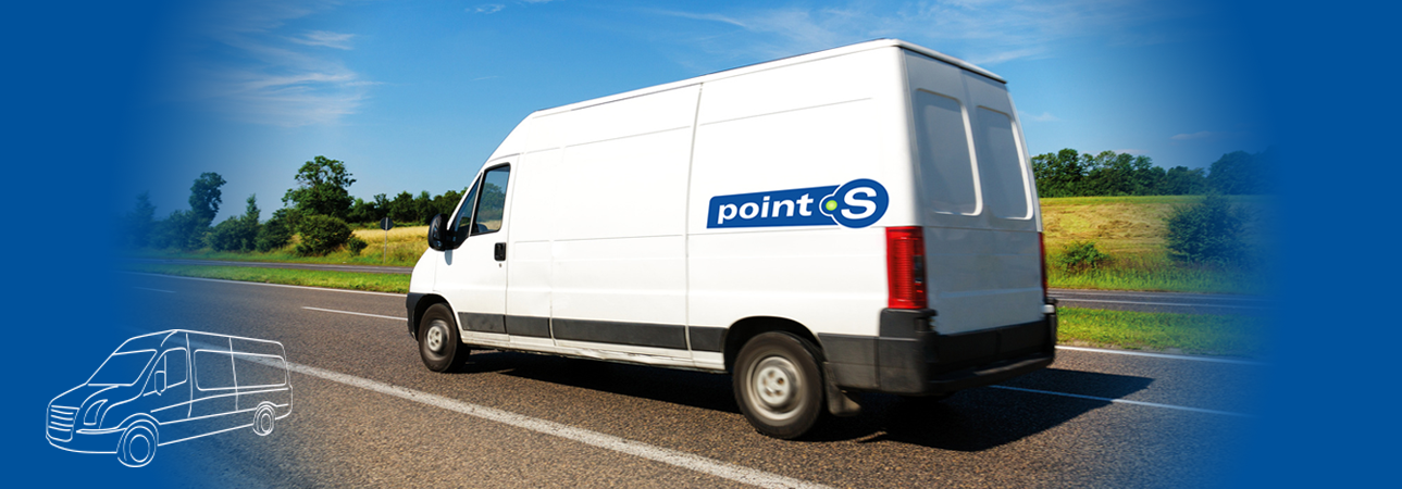 Transport Reifen bei point S
